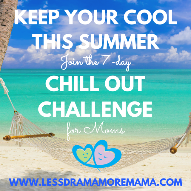 chill out challenge