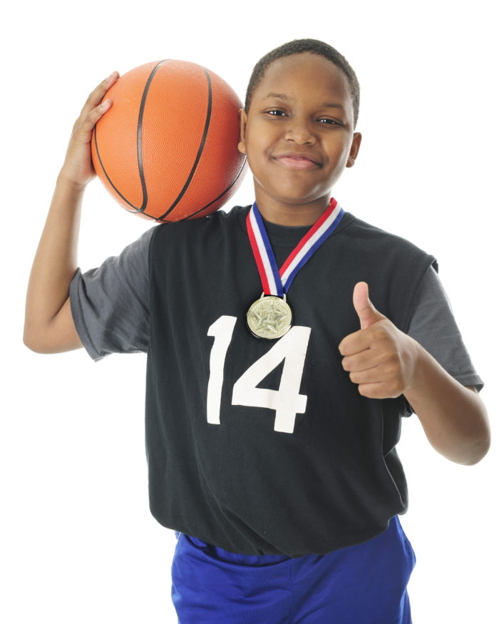 Basketball Champ